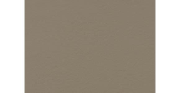 POLSTERBETT 180/200 cm  in Braun  - Chromfarben/Braun, KONVENTIONELL, Holz/Textil (180/200cm) - Esposa