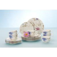 SCHALE Keramik Fine China  - Multicolor, Basics, Keramik (23,4/18,6/7,8cm) - Villeroy & Boch