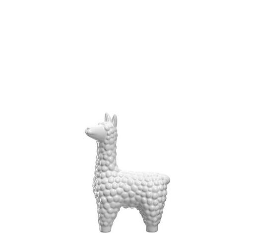 DEKOTIER - Weiß, Basics, Keramik (16cm) - Leonardo