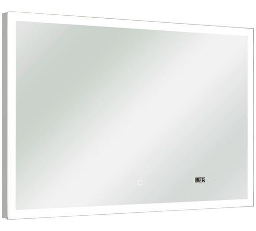KOUPELNOVÉ ZRCADLO, 110/70/3 cm - Basics, sklo (110/70/3cm) - Xora