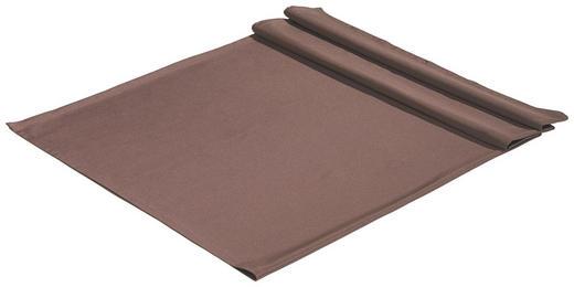 TISCHDECKE Textil Braun 135/170 cm - Braun, Basics, Textil (135/170cm)
