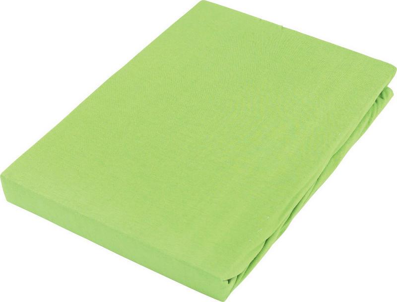 DRA-PÅ-LAKAN - grön, Basics, textil (180/200cm) - Boxxx