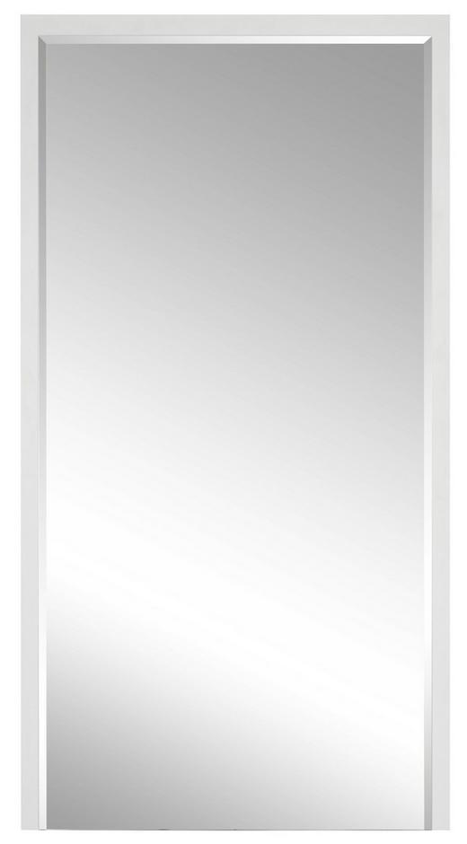 SPIEGEL Weiß - Weiß, Design, Glas/Holzwerkstoff (59/112/2cm) - Cassando