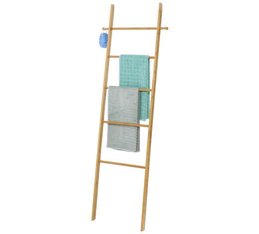 HANDTUCHLEITER - Braun, Basics, Holz (43/170/33cm)