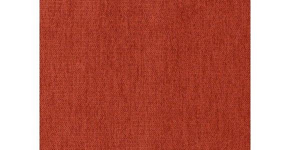 MEGASOFA in Textil Anthrazit, Rot - Anthrazit/Rot, Design, Kunststoff/Textil (238/80/143cm) - Hom`in