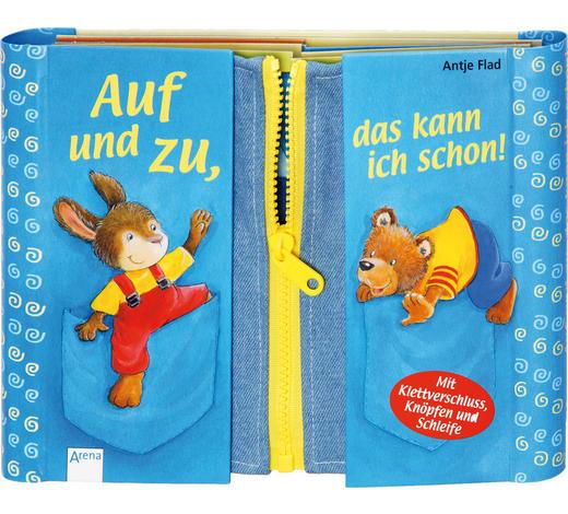 BILDERBUCH - Multicolor, Basics, Karton (28,7/20,3/2,72cm) - Arena