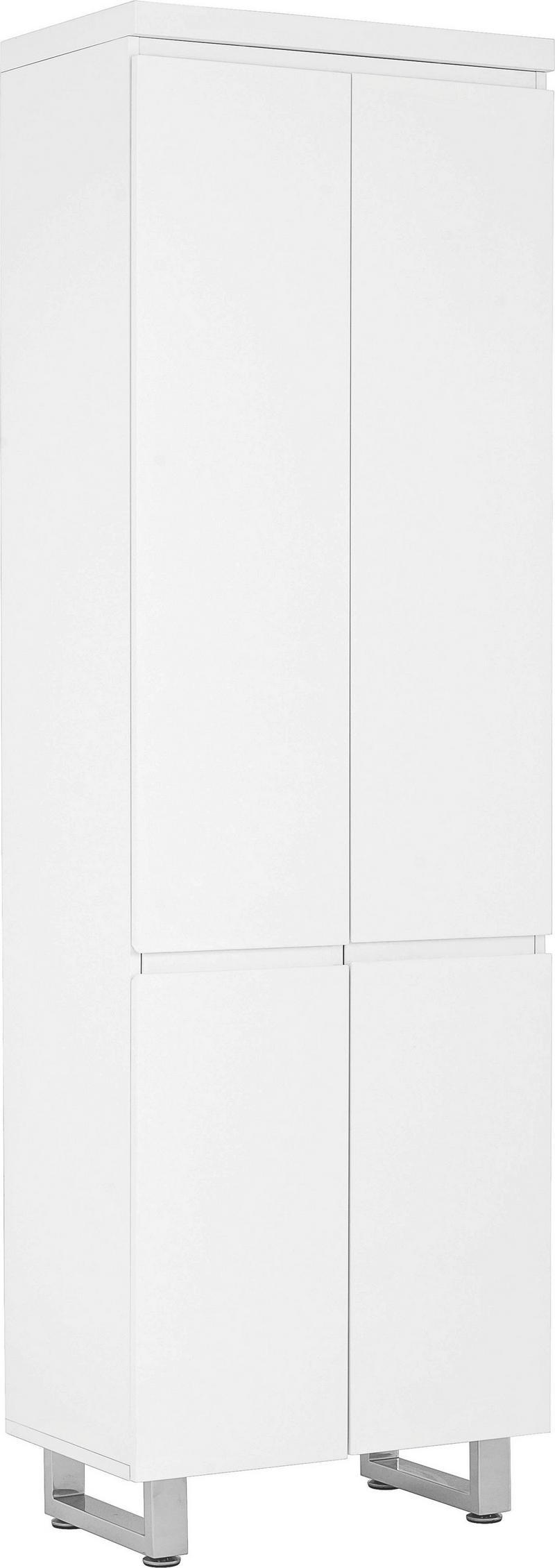 GARDEROB - vit, Design, träbaserade material (62/195/38cm) - Carryhome