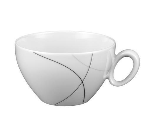 FRÜHSTÜCKSTASSE 350 ml - Weiß, Basics, Keramik (0,35l) - Seltmann Weiden