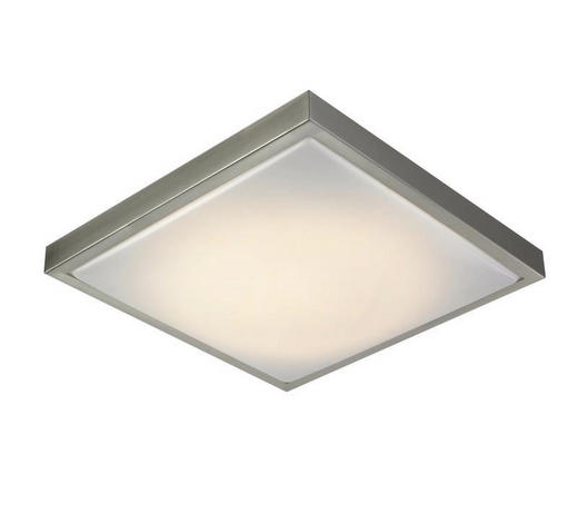 LED-PANEEL - Weiß, Basics, Kunststoff/Metall (40/9/40cm) - Boxxx