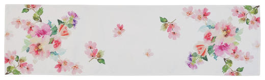 TISCHLÄUFER Textil Multicolor 40/140 cm - Multicolor, LIFESTYLE, Textil (40/140cm) - ESPOSA