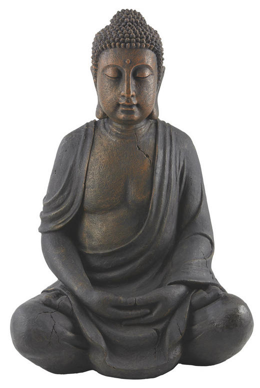 BUDDHA - LIFESTYLE, Kunststoff (100cm)