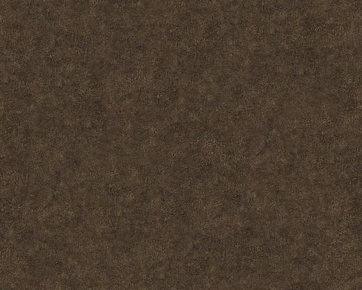 VLIESTAPETE 10,05 m - Anthrazit/Dunkelbraun, Basics, Textil (70/1005cm)