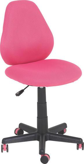 SNURRSTOL UNGDOM - pink/svart, Klassisk, textil/plast (48/82(94)/53cm) - Low Price