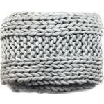 WOHNDECKE 127/152 cm Hellgrau  - Hellgrau, Trend, Textil (127/152cm) - Ambia Home