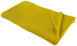 WOHNDECKE 150/200 cm  - Gelb, KONVENTIONELL, Textil (150/200cm) - Novel