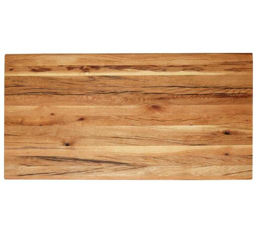 Tischplatte holz natur  TISCHPLATTE in Holz 200/100/4 cm