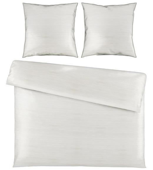 BETTWÄSCHE Satin Naturfarben 200/200 cm - Naturfarben, Design, Textil (200/200cm) - Ambiente