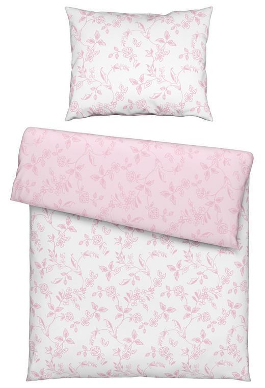 BETTWÄSCHE 140/200/ cm - Rosa, LIFESTYLE, Textil (140/200/cm) - Boxxx