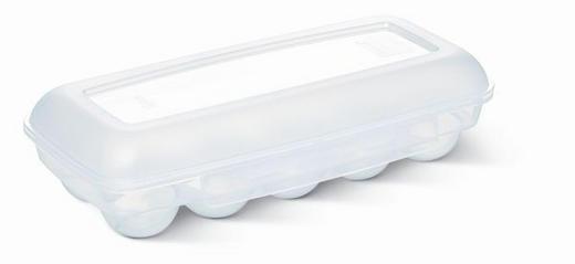 FRISCHHALTEDOSE - Transparent, Basics, Kunststoff (19.5/15/5.5cm) - Emsa