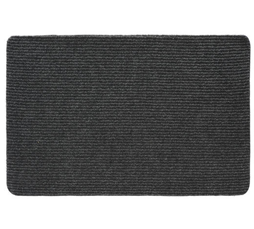 ROHOŽKA - antracitová, Konvenční, textilie/umělá hmota (40/60cm) - Boxxx