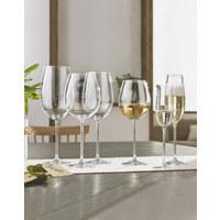 WEIßWEINGLAS - Klar, Basics, Glas (24,5/17/24,9cm) - SCHOTT ZWIESEL