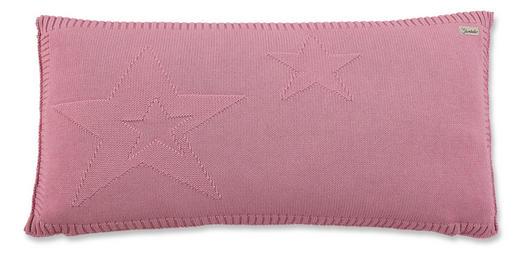 Strickschmusekisssen - Rosa, Basics, Textil (40/60cm) - Sterntaler