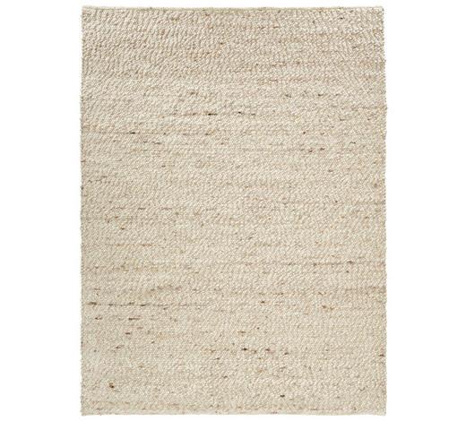 HANDWEBTEPPICH  250/290 cm  Weiß   - Weiß, Basics, Textil (250/290cm) - Linea Natura