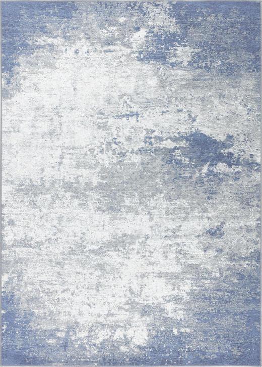 VINTAGE-TEPPICH  125/180 cm  Edelstahlfarben - Edelstahlfarben, Textil (125/180cm) - Novel