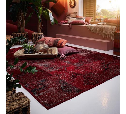 TEPPICH  200/300 cm  Rot   - Rot, Basics, Textil (200/300cm) - Esposa