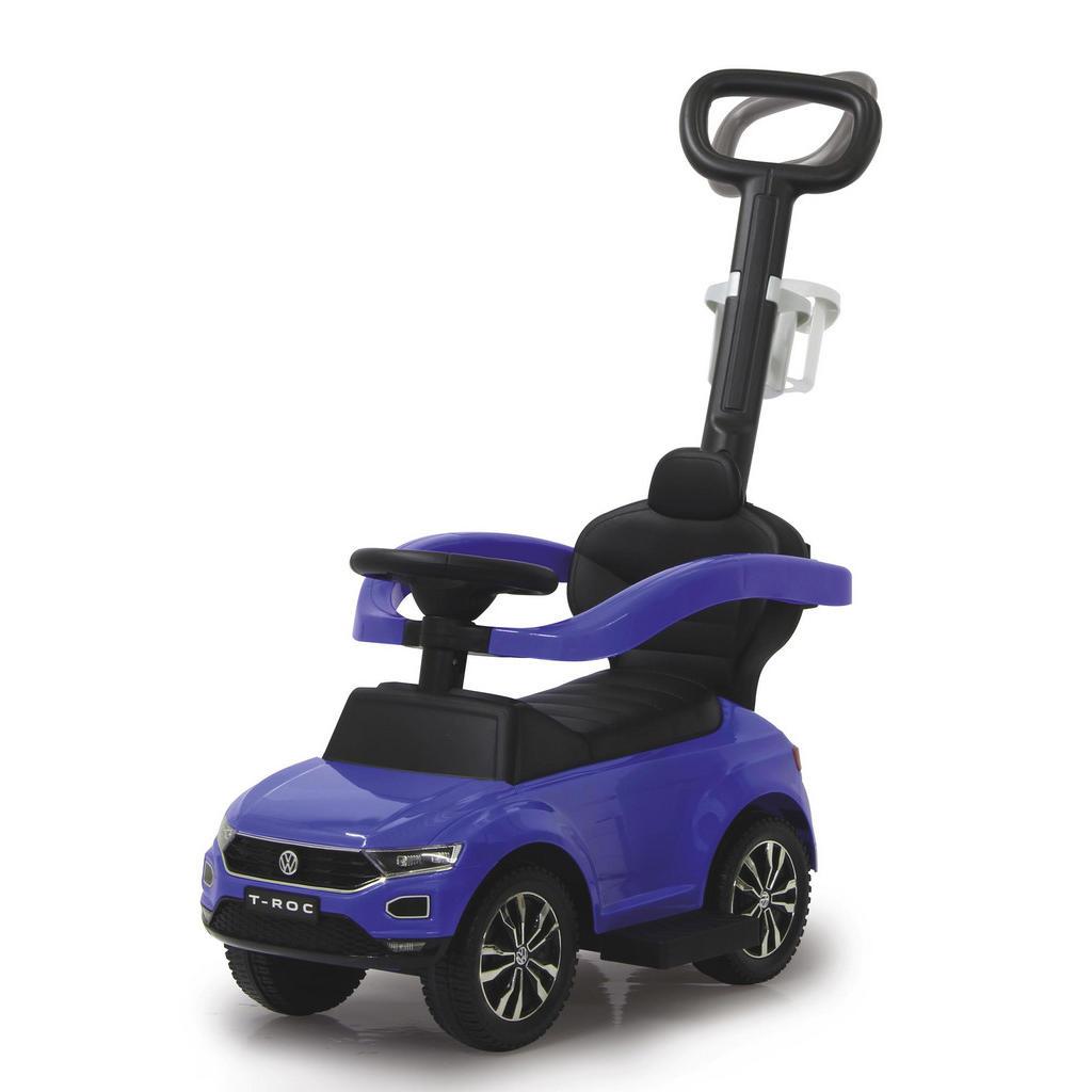 XXXL RUTSCHFAHRZEUG VW T-Roc 3 in 1, Blau | Kinderzimmer > Spielzeuge > Kinderfahrräder | Kunststoff | XXXL Shop