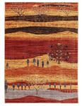 WEBTEPPICH  65/133 cm  Kupferfarben - Kupferfarben, Textil (65/133cm) - Novel