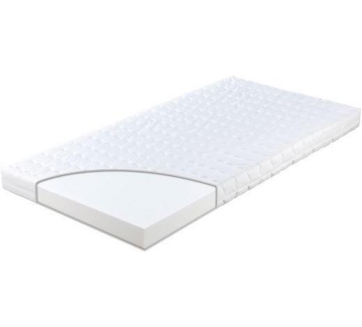 KINDERBETTMATRATZE Buzzi  - Weiß, Basics, Textil (60/120cm) - Träumeland
