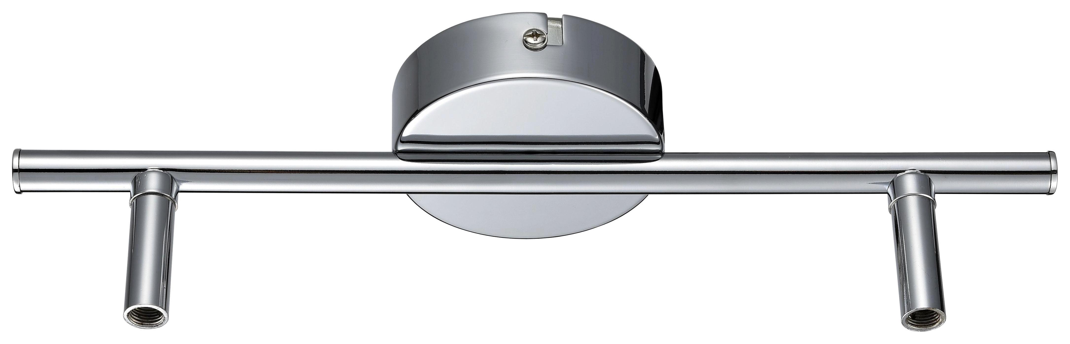 LED SVÍTIDLO - barvy chromu, Design, kov (30cm) - BOXXX