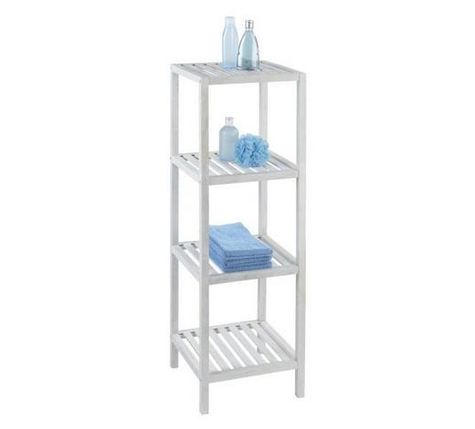 Badezimmer Regal Weiss