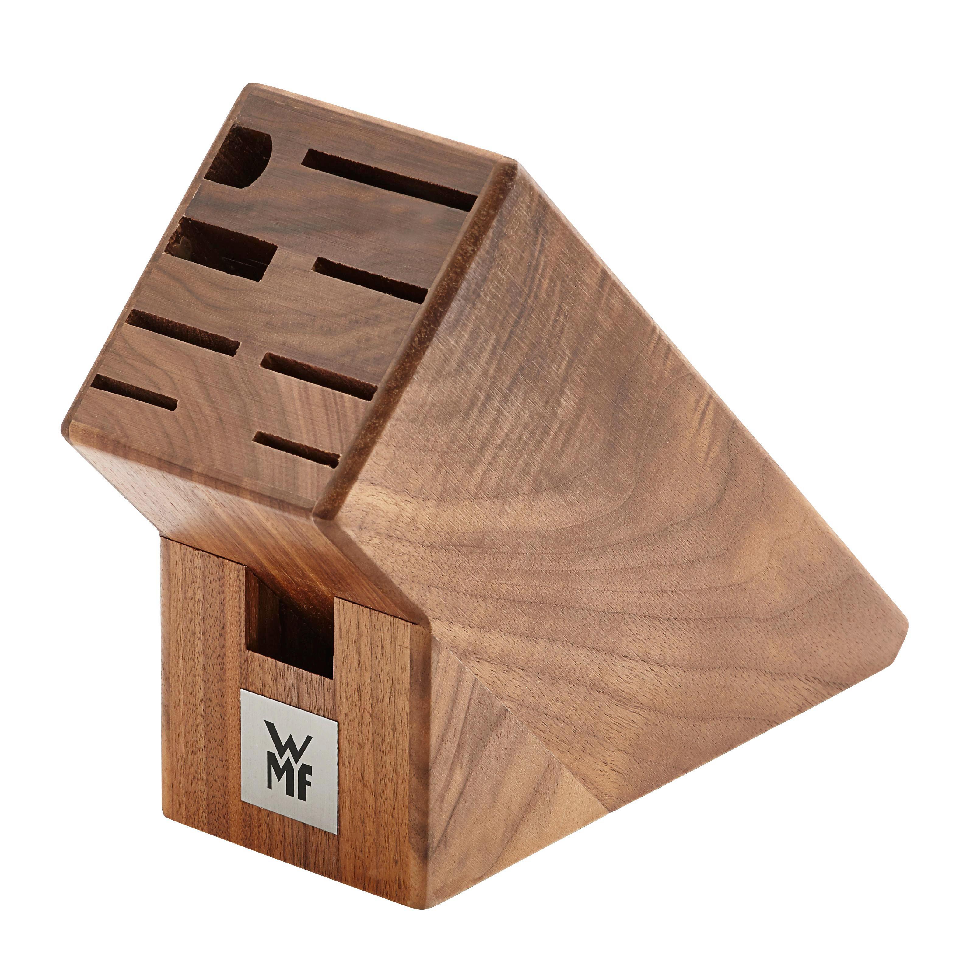 MESSERBLOCK - Braun, Basics, Holz - WMF