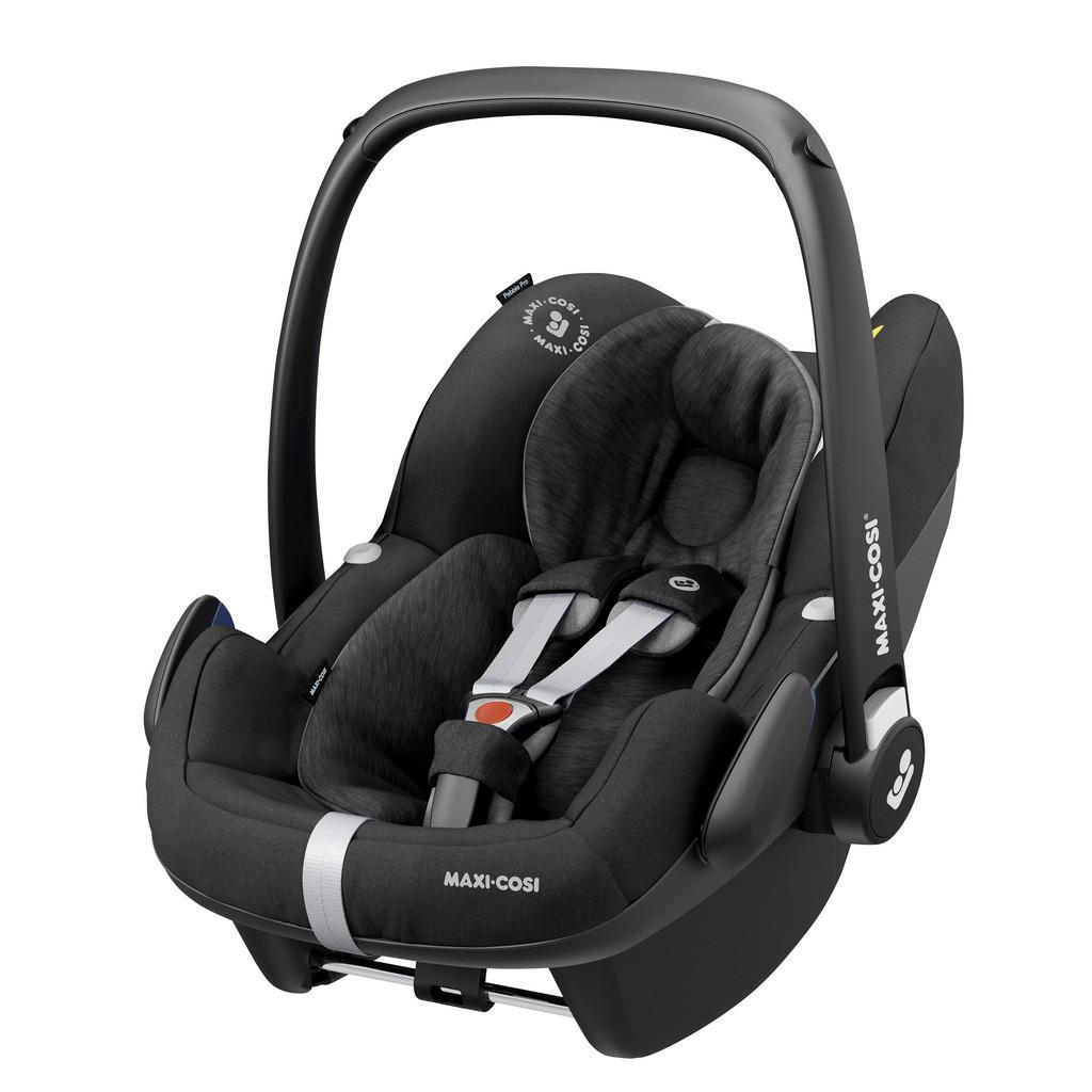 Maxi-Cosi Babyschale pebble pro essential black