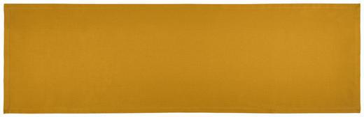 TISCHLÄUFER 45/150/ cm - Gelb, Basics, Textil (45/150/cm) - Novel