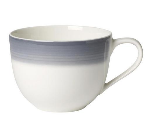 KAFFEETASSE 230 ml - Creme/Grau, KONVENTIONELL, Keramik (0,23l) - Villeroy & Boch