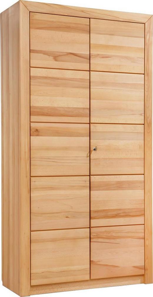 AKTENSCHRANK - Buchefarben, KONVENTIONELL, Holz/Holzwerkstoff (100/190/41cm) - Linea Natura