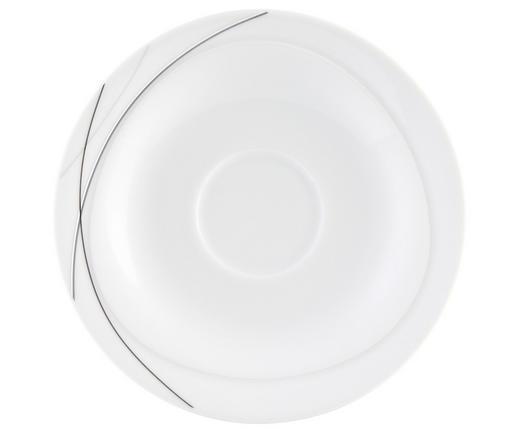 UNTERTASSE - Schwarz/Grau, Basics, Keramik (13//cm) - Seltmann Weiden