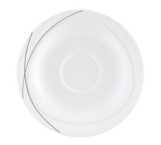 UNTERTASSE  - Schwarz/Grau, Basics, Keramik (13cm) - Seltmann Weiden