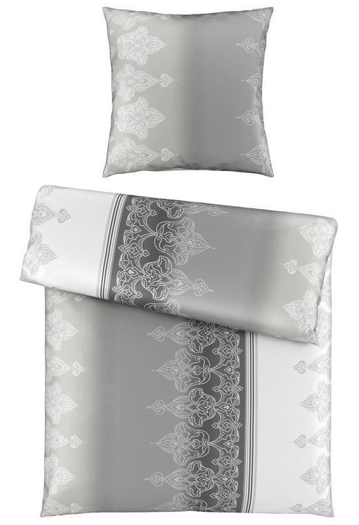 POSTELJINA - siva, Design, tekstil (135/200cm) - Esposa
