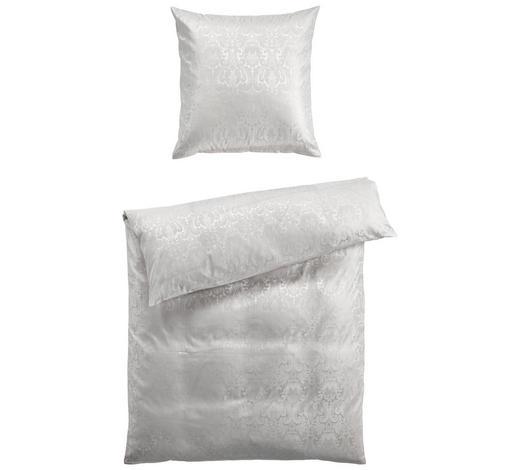 BETTWÄSCHE Weiß 135/200 cm - Weiß, Basics, Textil (135/200cm) - Curt Bauer