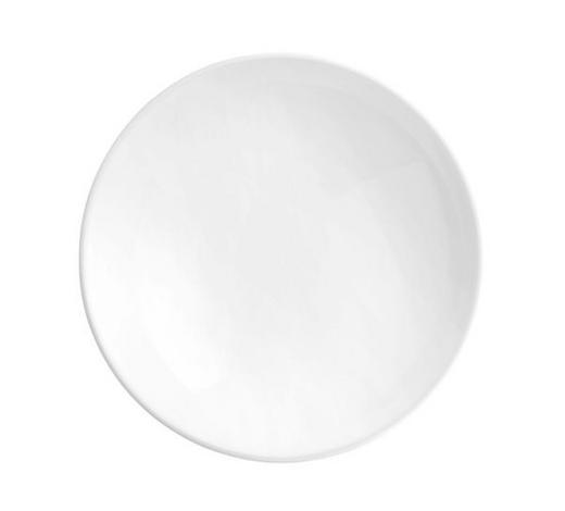 SUPPENTELLER 20 cm - Weiß, KONVENTIONELL, Keramik (20cm) - Seltmann Weiden