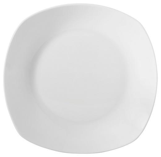 SUPPENTELLER Bone China - Weiß, Basics, Keramik (21,5cm) - Novel