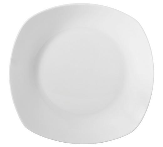 TALÍŘ NA POLÉVKU - bílá, Basics, keramika (21,5cm) - Novel
