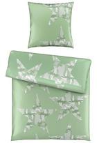 BETTWÄSCHE Satin Mintgrün 135/200 cm - Mintgrün, Trend, Textil (135/200cm) - Novel