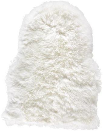 OVČJE KRZNO - bijela, Lifestyle, tekstil (45/70cm) - Linea Natura