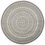 FLACHWEBETEPPICH   Grau - Grau, Textil (120cm) - Boxxx