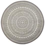 OUTDOORTEPPICH   Grau - Grau, LIFESTYLE, Textil (120cm) - Boxxx
